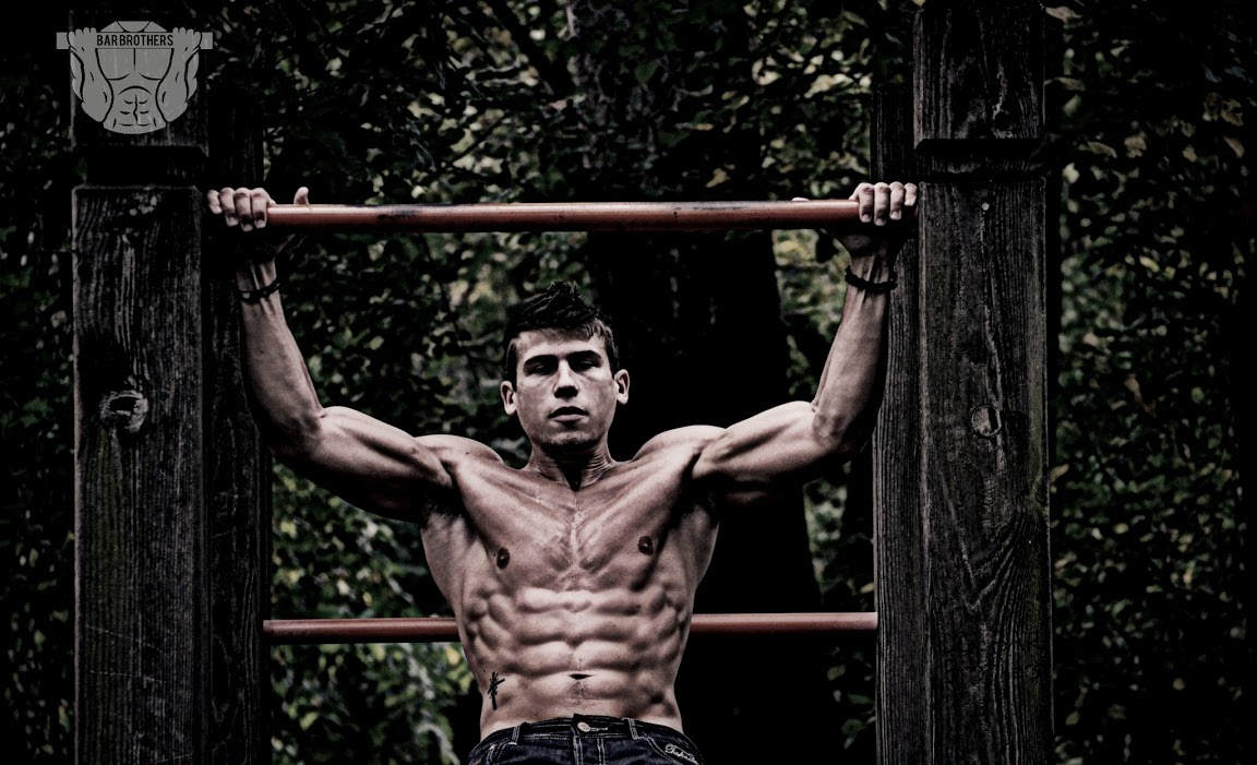 Top 5 Exercises to get your First Muscle Up