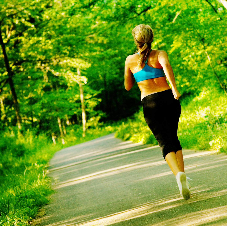 Female jogging mp4 photo 36