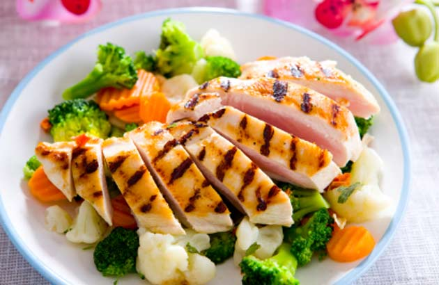 Easy Weight Loss With Healthier Meals