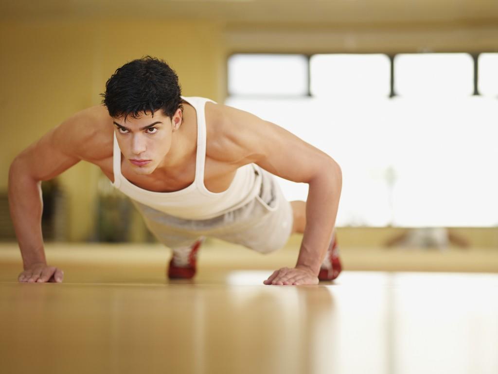 No Equipment Workout Routine
