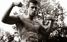 Lazar Novovic Upper Body Workout Routine